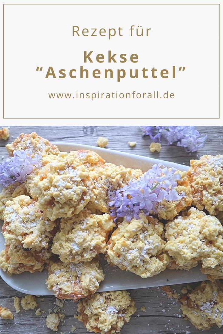 """Kekse """"Aschenputtel"""" – Rezept – Leckere Rezepte von inspirationforall.de – einfach, schnell, besonders"""