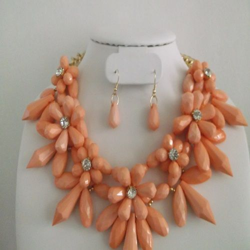 Unique Costume Jewelry Necklace Sets