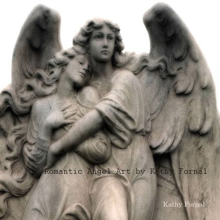 "Angel Art Photography, Ethereal Romantic Angels, Dreamy Angel Art - Guardian Angels Art Prints, Angels Fine Art Photo 8"" x 12"". $28.00, via Etsy."