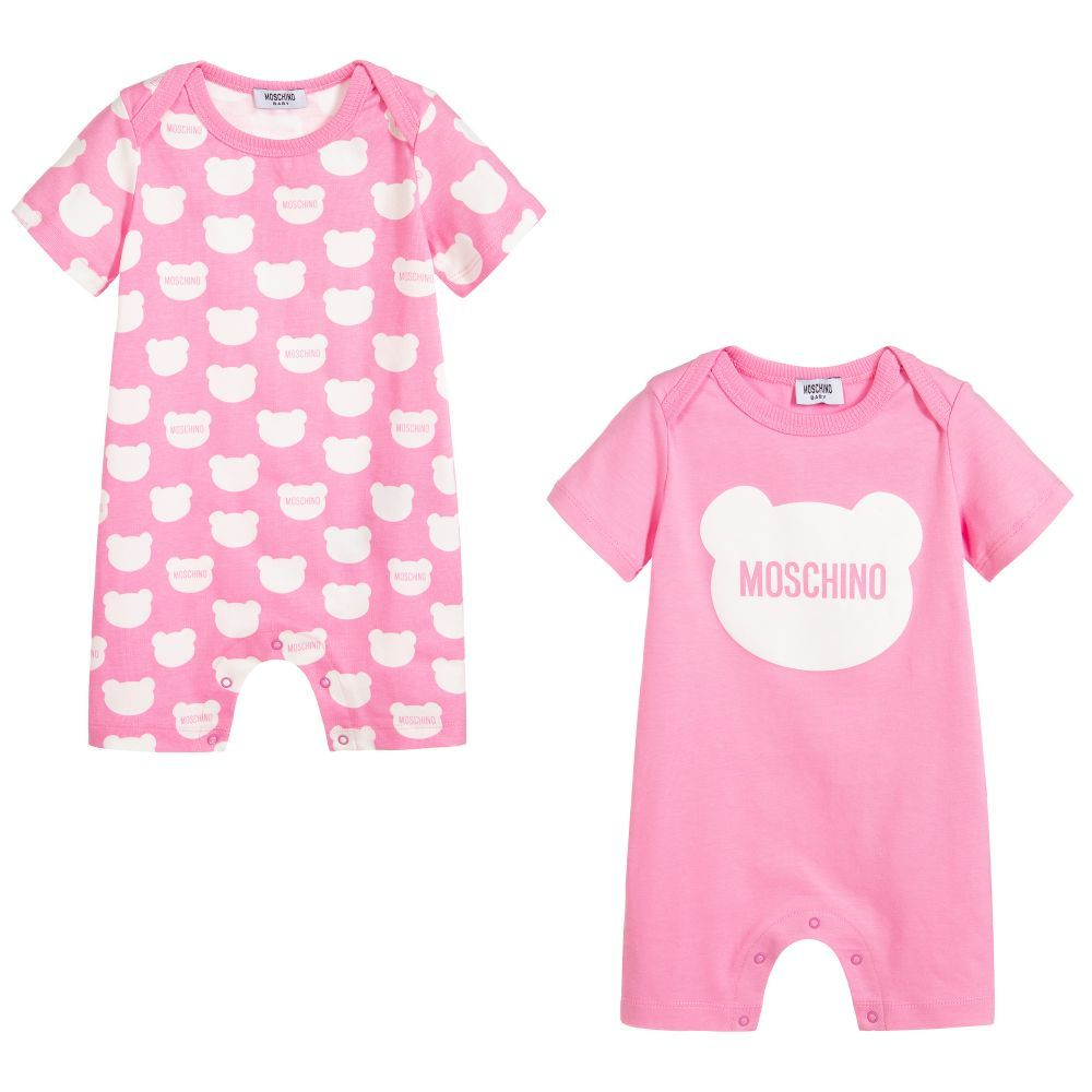 cfd65822d Baby Girls Shorties (2 Pack)