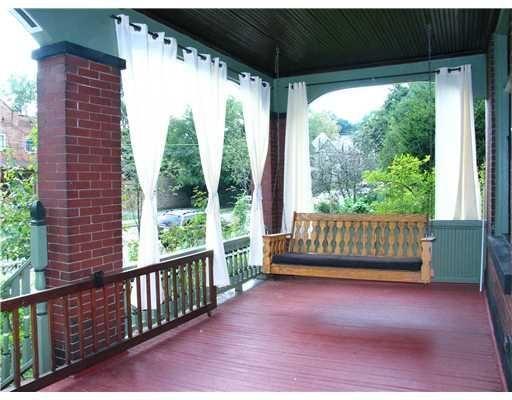 1900 Pittsburgh Sliding Porch Gate Front Porch Gates