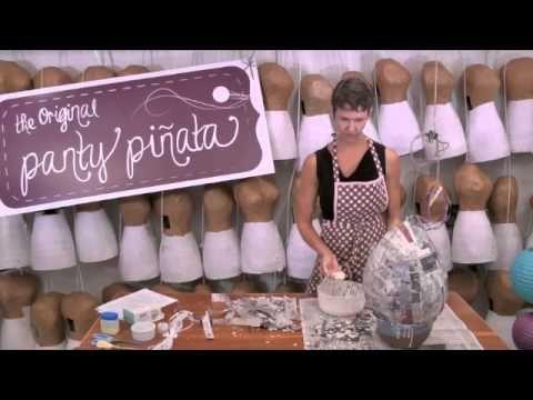 how to make a strong pinata hanger