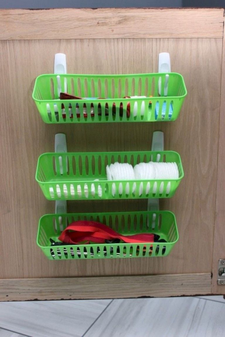 38+ Smart Bathroom Storage Shelves Organization Ideas ...