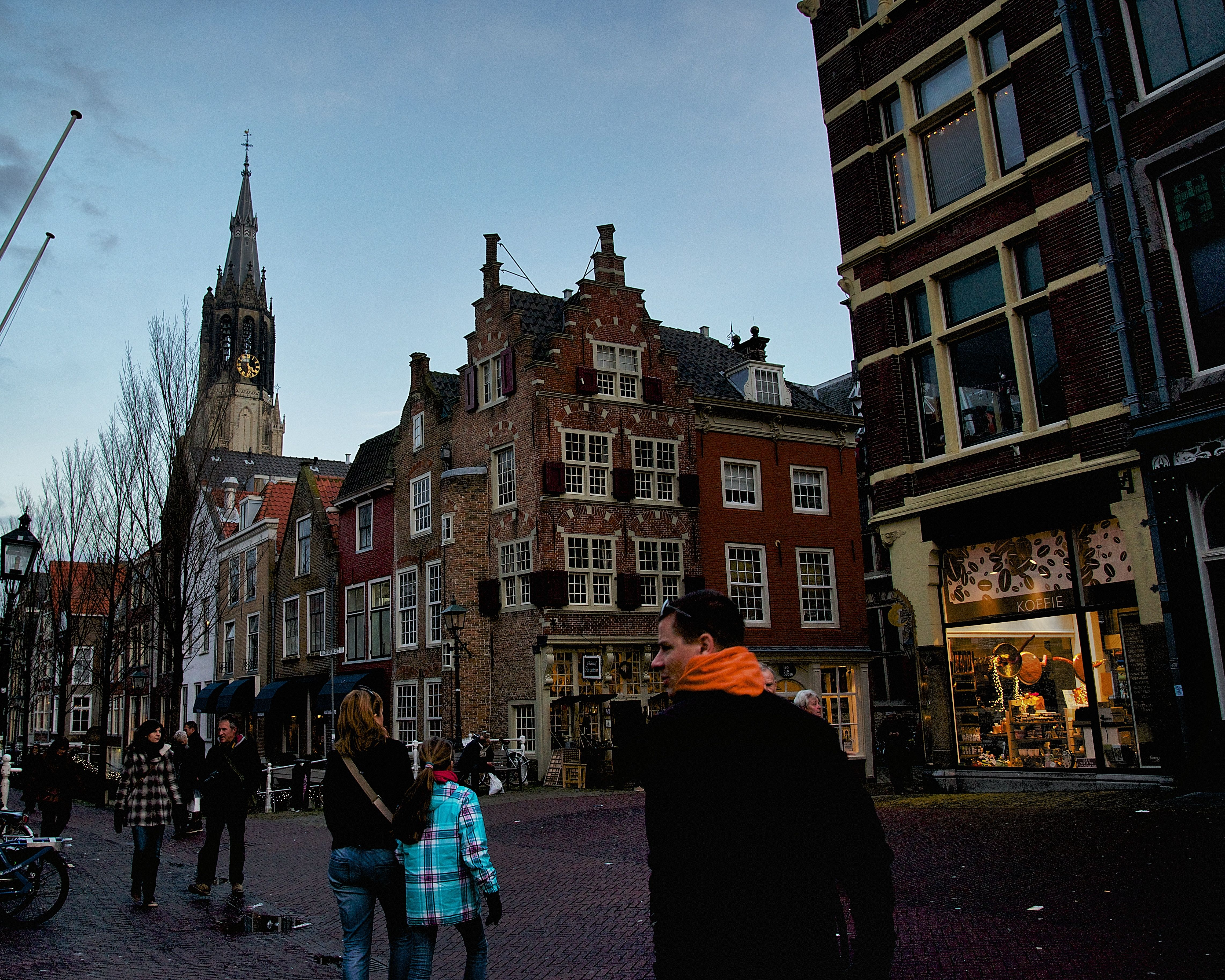 If we had to choose the one place in the Netherlands that we think of as quintessential Holland, it would have to be Delft. Follow this link to find out more about Delft.  http://mikestravelguide.com/one-of-the-many-canals-in-delft/