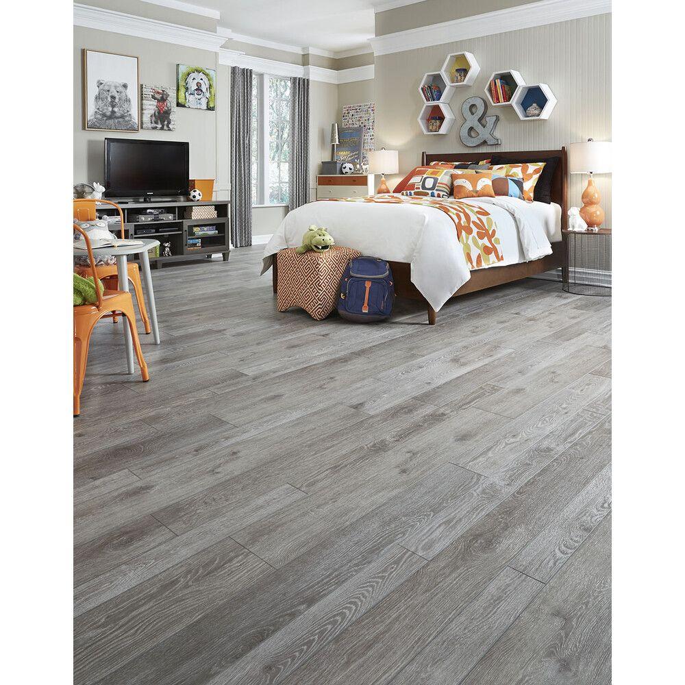 "Hudson Cobblestone 4"",6"",8""x48"" Plank in 2020 Flooring"