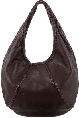 Shop Now - >  https://api.shopstyle.com/action/apiVisitRetailer?id=617405657&pid=2254&pid=uid6996-25233114-59 Bottega Veneta Cervo Leather Hobo  ...