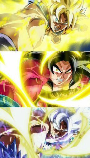 Como desenhar Goku Instinto Supremo - Dragon Ball Super