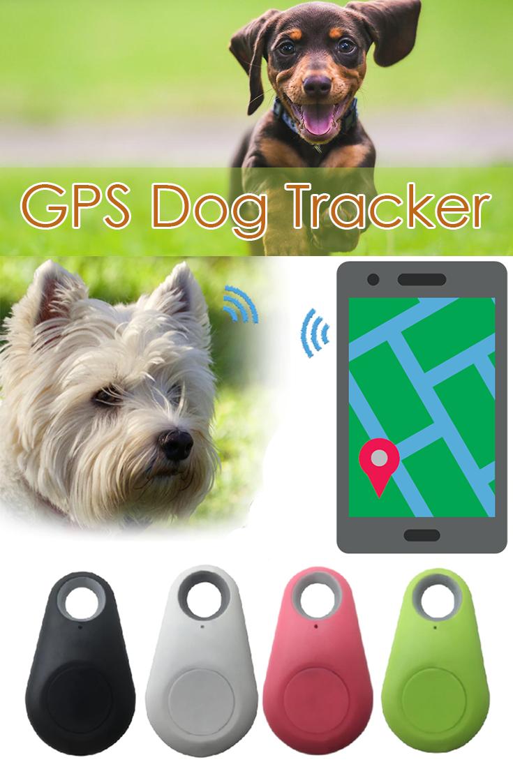 Gps Tracker For Dogs Pet Waterproof Chip Dog Tracker Dog Gps Dog Gadgets
