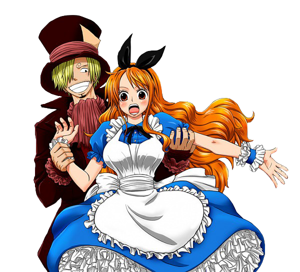 Render one piece renders sanji nami 2 ans plus tard deux - Luffy x nami 2 ans plus tard ...