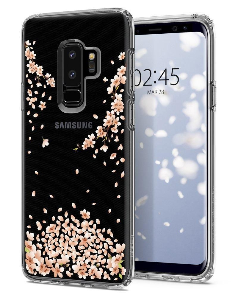 Spigen Liquid Crystal Phone Case For Samsung Galaxy S9 Plus Phone Cases Samsung Galaxy Crystal Phone Case Samsung Galaxy S9