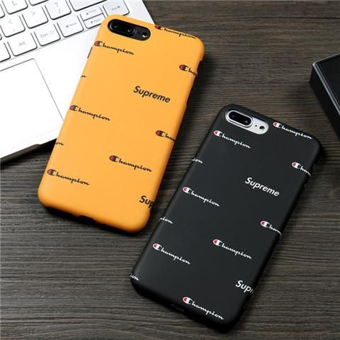 coque iphone 6 champion jaune