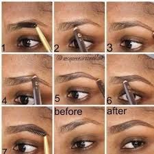 Image result for best way to fill in eyebrows | Natural ...