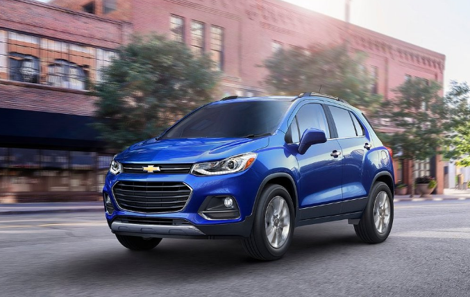 2020 Chevy Trax Canada Review Interior And Price