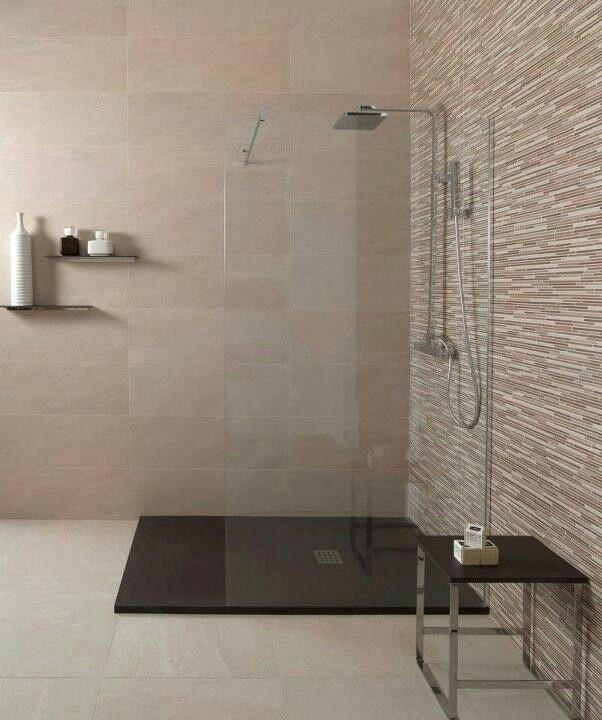Brancato Beige y Concept Marrón 30x90 | Azulejos para ...