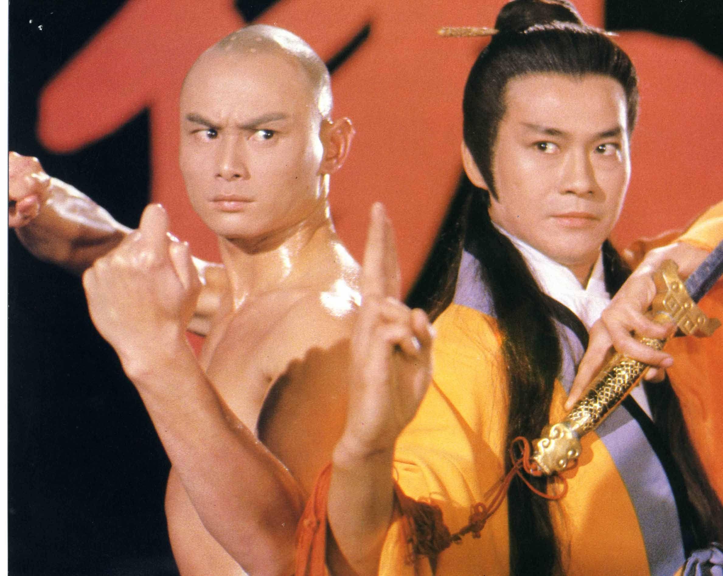 Wu Tang Collection Shaolin vs Wu Tang Martial arts film