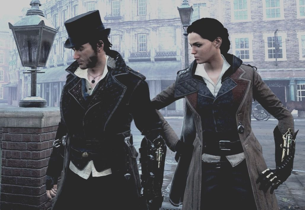 Assassin S Creed Syndicate Evie Frye Jacob Frye Frye Twins Assassin S Creed Assassins Creed Game Assassins Creed Cosplay