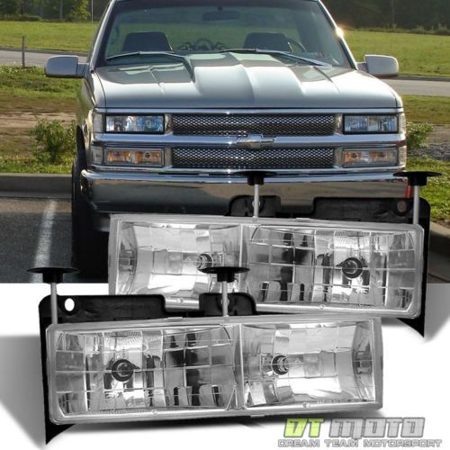 Details about Glass Len 88-98 Chevy/GMC C10 C/K Full Size