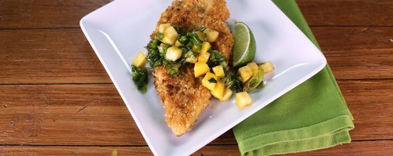 Transform ordinary chicken tenders into something spectacular with Clinton Kelly's delicious recipe!