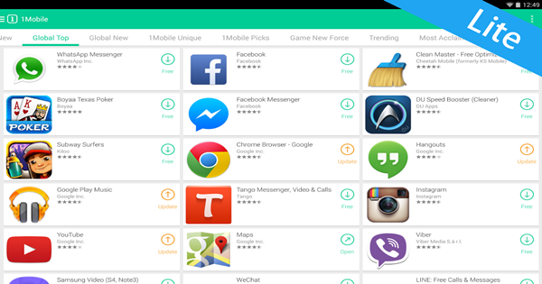 Download Paid apps for Free in Android Google hangouts