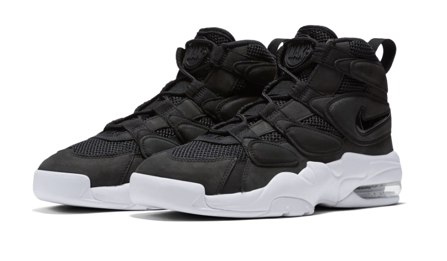 A Simpler Nike Air Max Uptempo 2 Is On The Way   Nike air