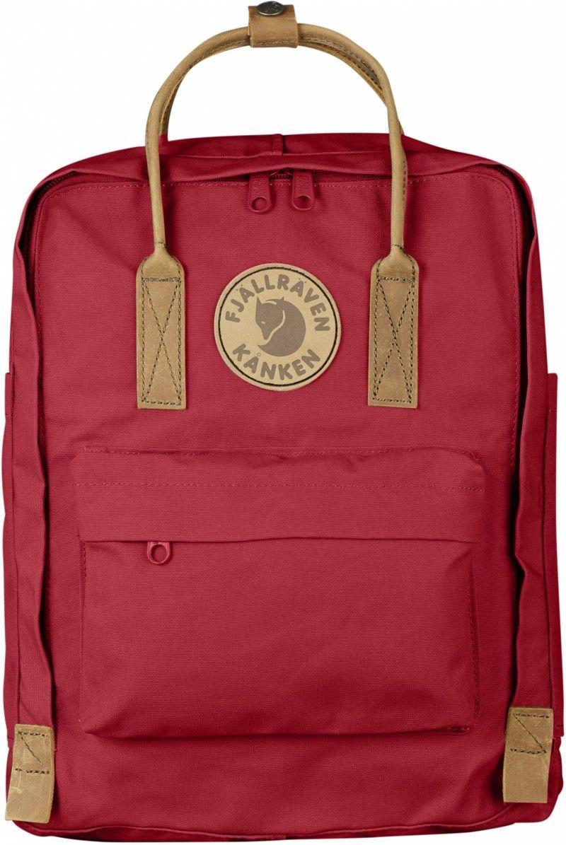 Fjallraven Kanken No.2 Backpack Deep Red - Fjallraven Kanken #kanken #backpack #fashion