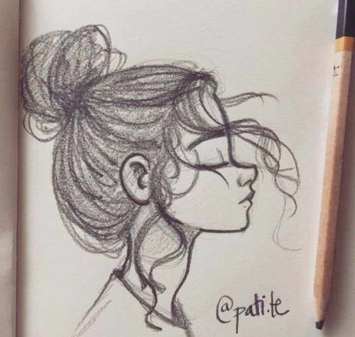 Photo of Really bored? Make a messy bun and watch Netflix !