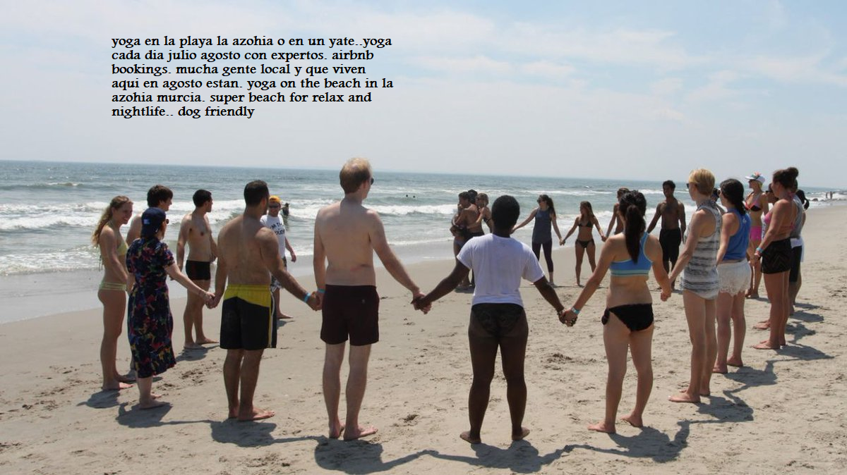 Every Day S A Beach Day 5k 2019: Yoga On The Beach In Murcia La Azohia. Spain. The Best