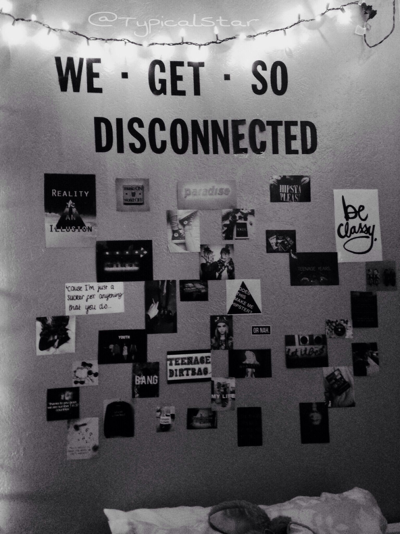 5sos Room I Need This Inspiration Tumblr Rooms Decor Dream Bedroom