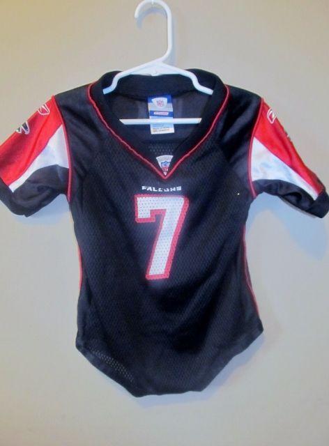 check out 1cbfa c993f Michael Vick , Atlanta Falcons jersey / onesie , Infant 24 ...