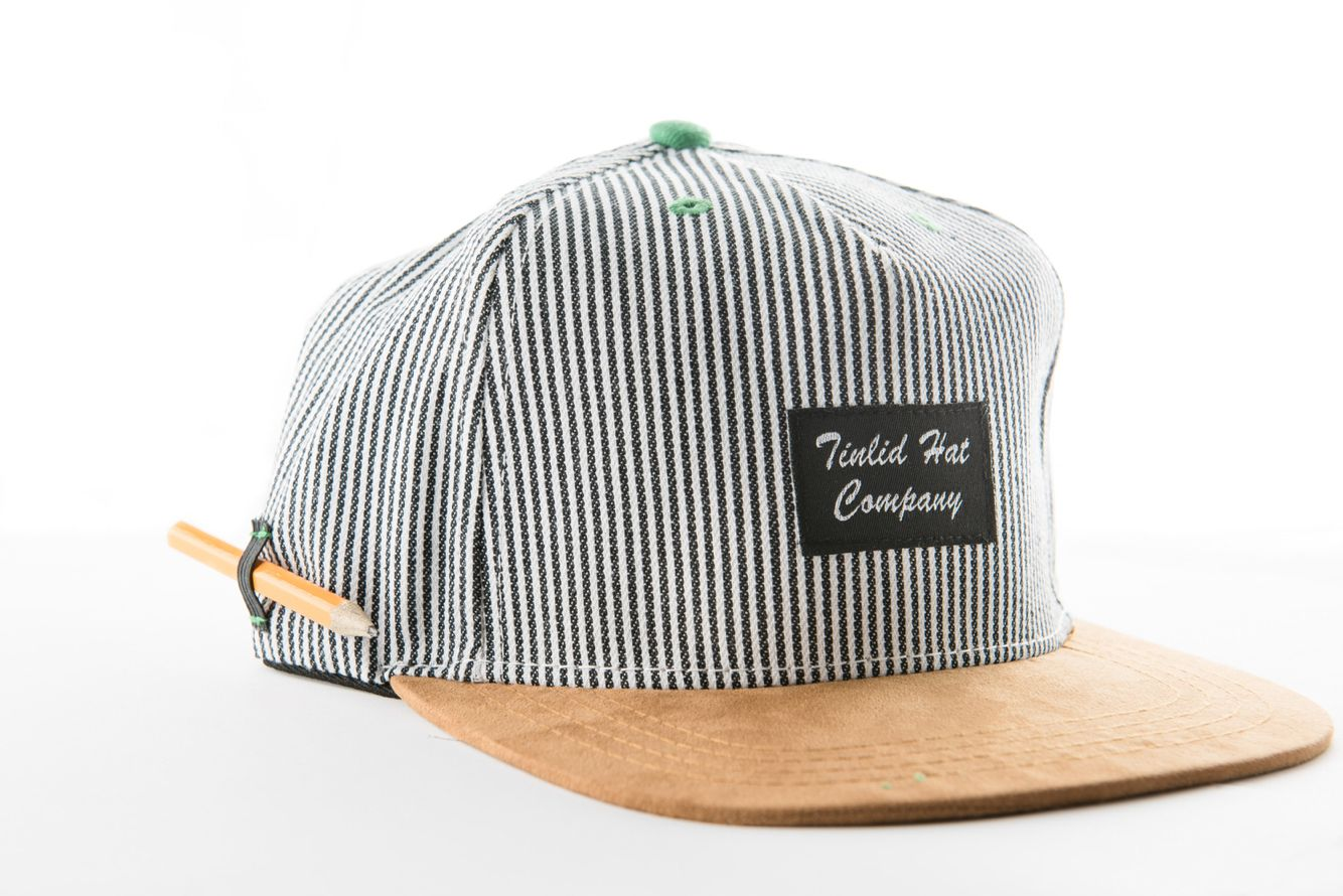 4d633783 Tin Lid Hat Co. - save nature and get a sweet shop hat with a pencil holder