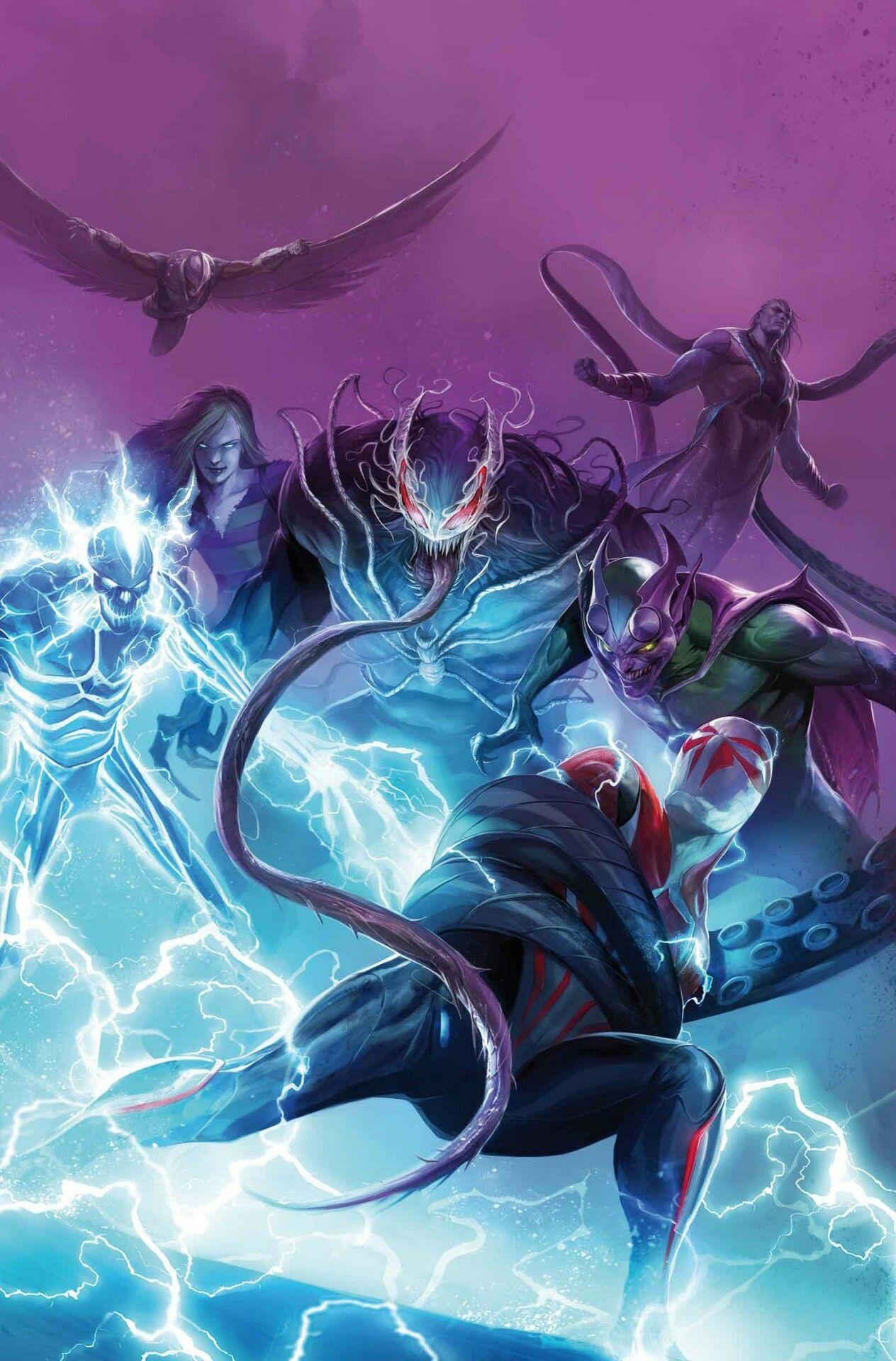 Spider-man | Venom | Green Goblin | Doctor Octopus