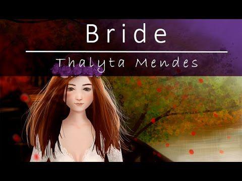 Bride - Digital Painting (speed) | Thalyta Mendes
