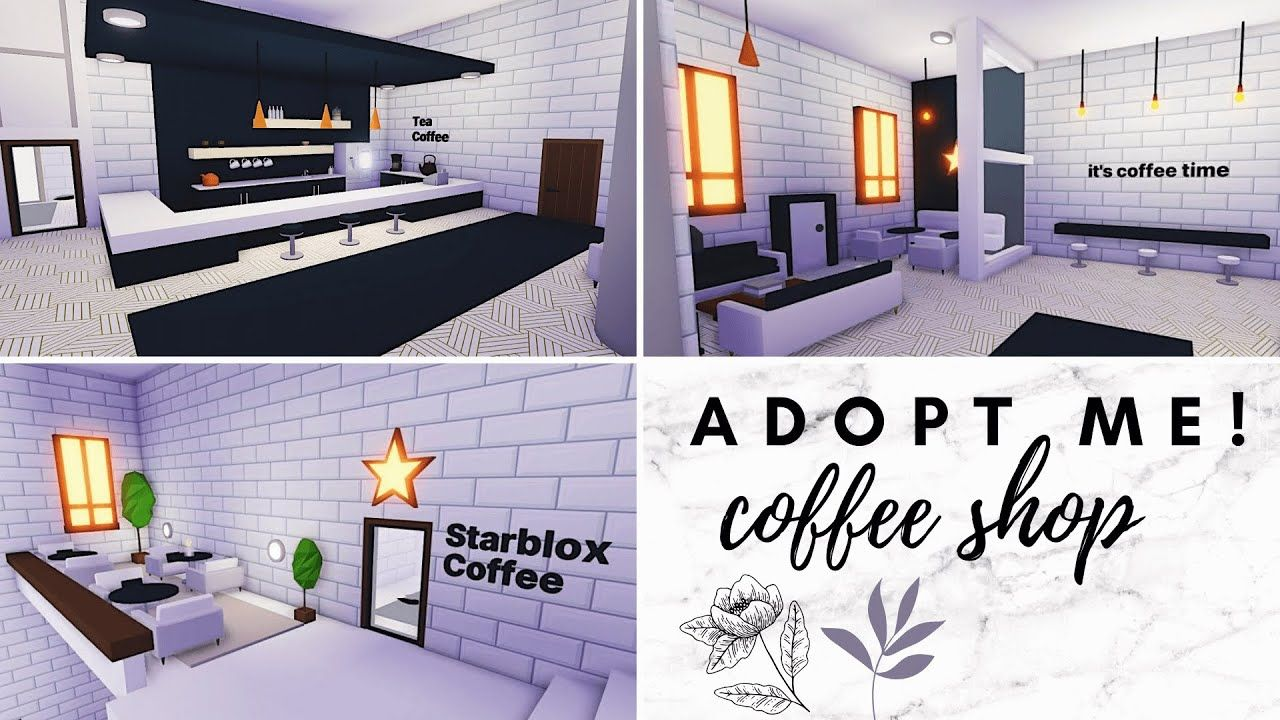 Robloxwork At Pizza Place House Tour Youtube Modern Coffee Shop Speed Build Luxury Apartment Roblox Adopt Me In 2020 Luxury Apartments Modern Coffee Shop Cute Room Ideas