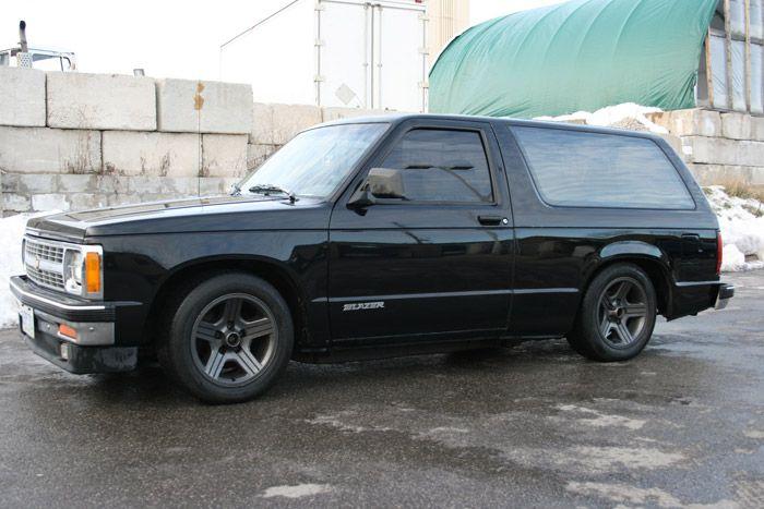 Image Result For S10 Blazer Lowered Chevy S10 S10 Blazer Gm Trucks