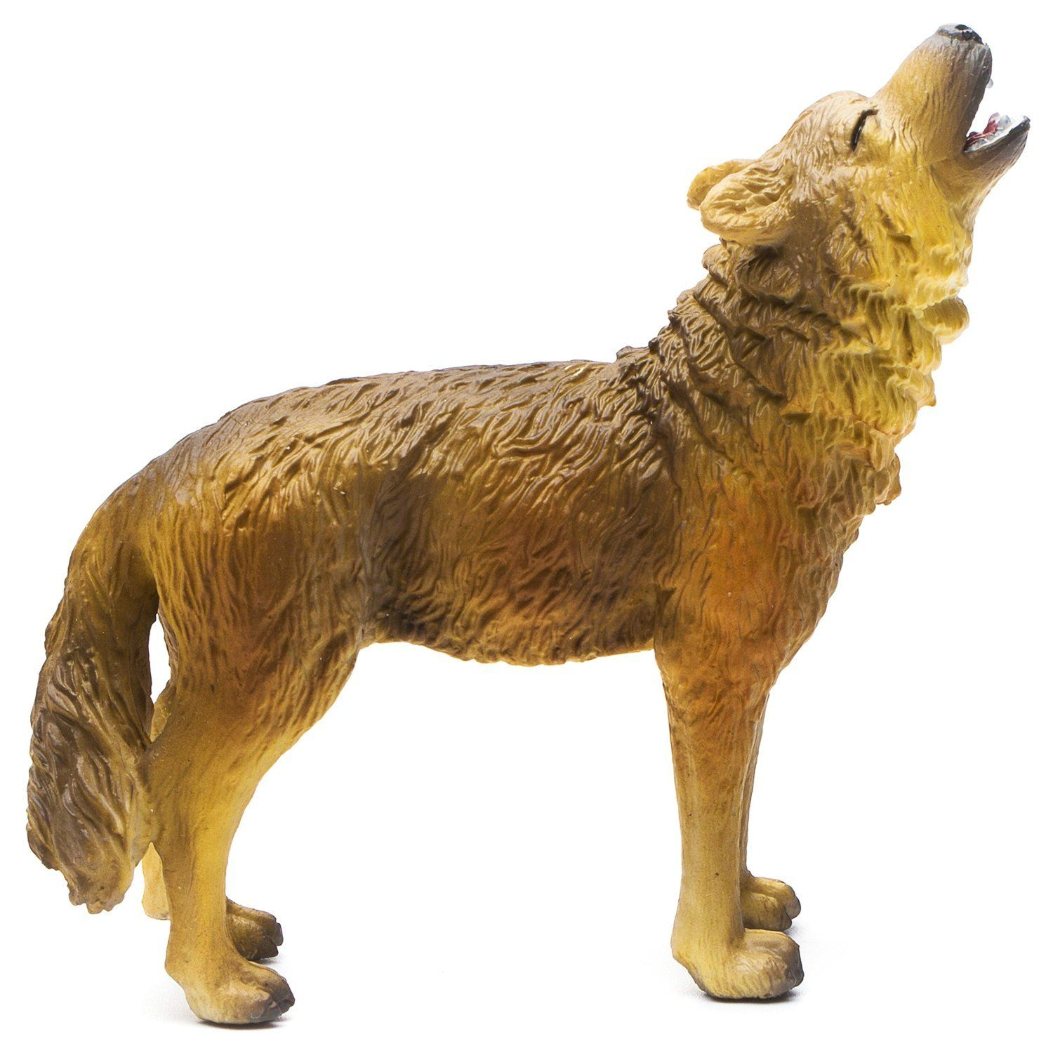 CollectA Woodlands Timber Wolf (Howling) Toy