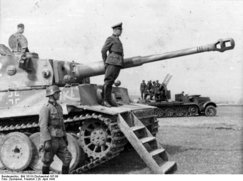 tiger i s33 worldwar2 tanks