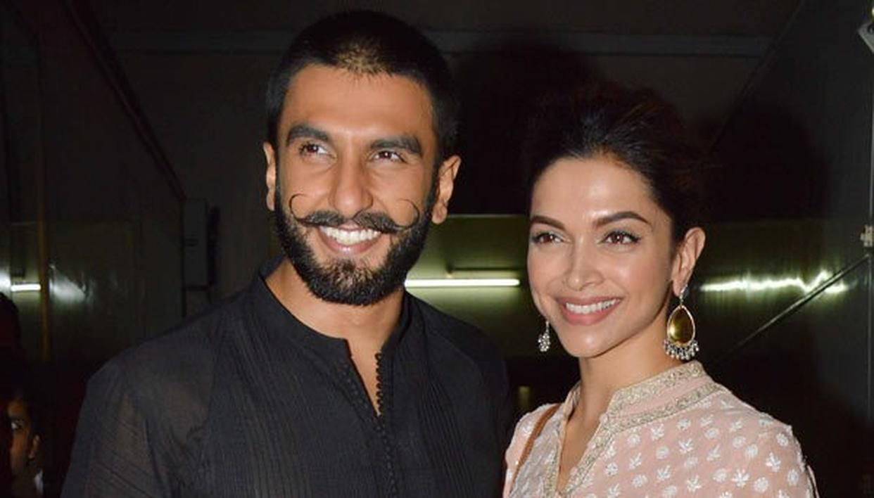 Deepika Padukone On Marriage With Ranveer Singh Excited In The Same Way I Am About Signing A New Film Ranveer Singh Deepika Padukone The Wedding Date