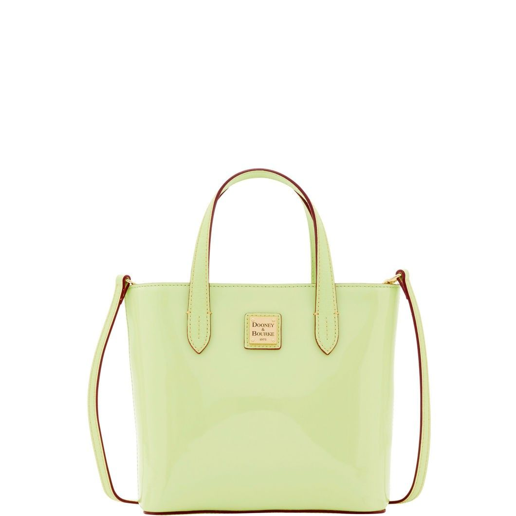 8f86c6bedaed7 Dooney & Bourke Patent Mini Waverly in Key Lime | Bags & Wallets ...
