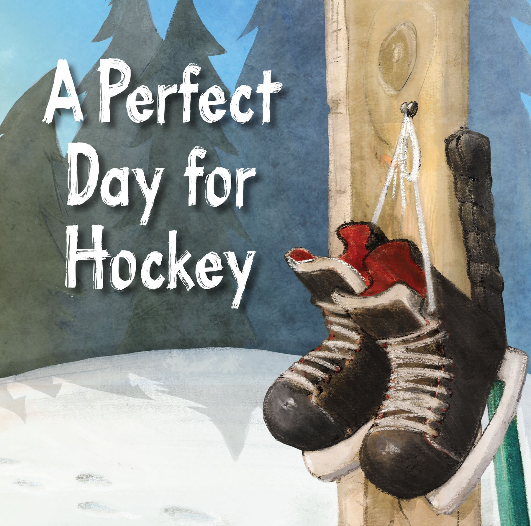 Books Andrew Podnieks A perfect day, Hockey, Books