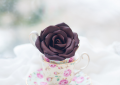 How To Make Chocolate Modeling Roses