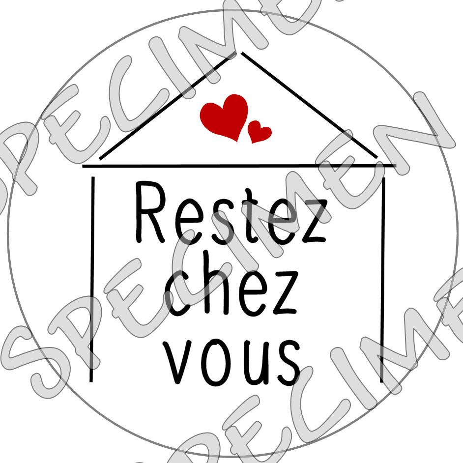 Planche 8 Visuels Restez Chez Vous En 2020 Ciseaux Deco