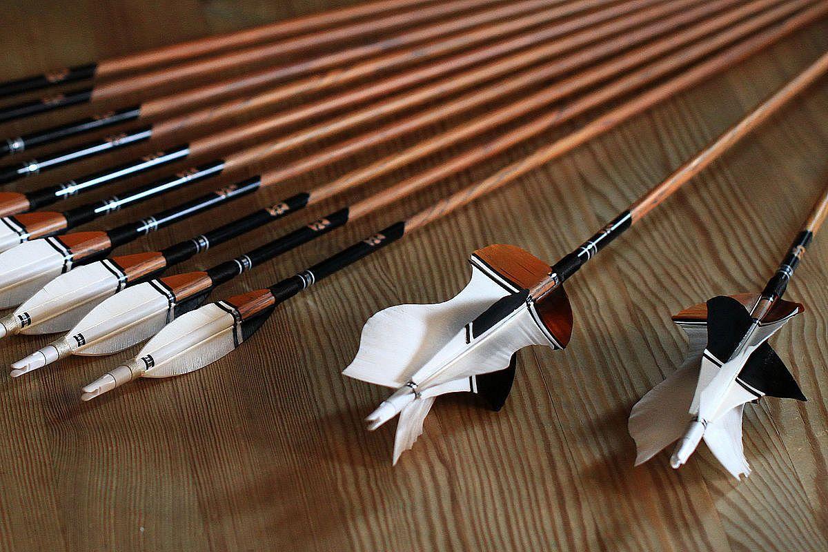 custom pfeile waldl ufers pfeilbau heul und. Black Bedroom Furniture Sets. Home Design Ideas
