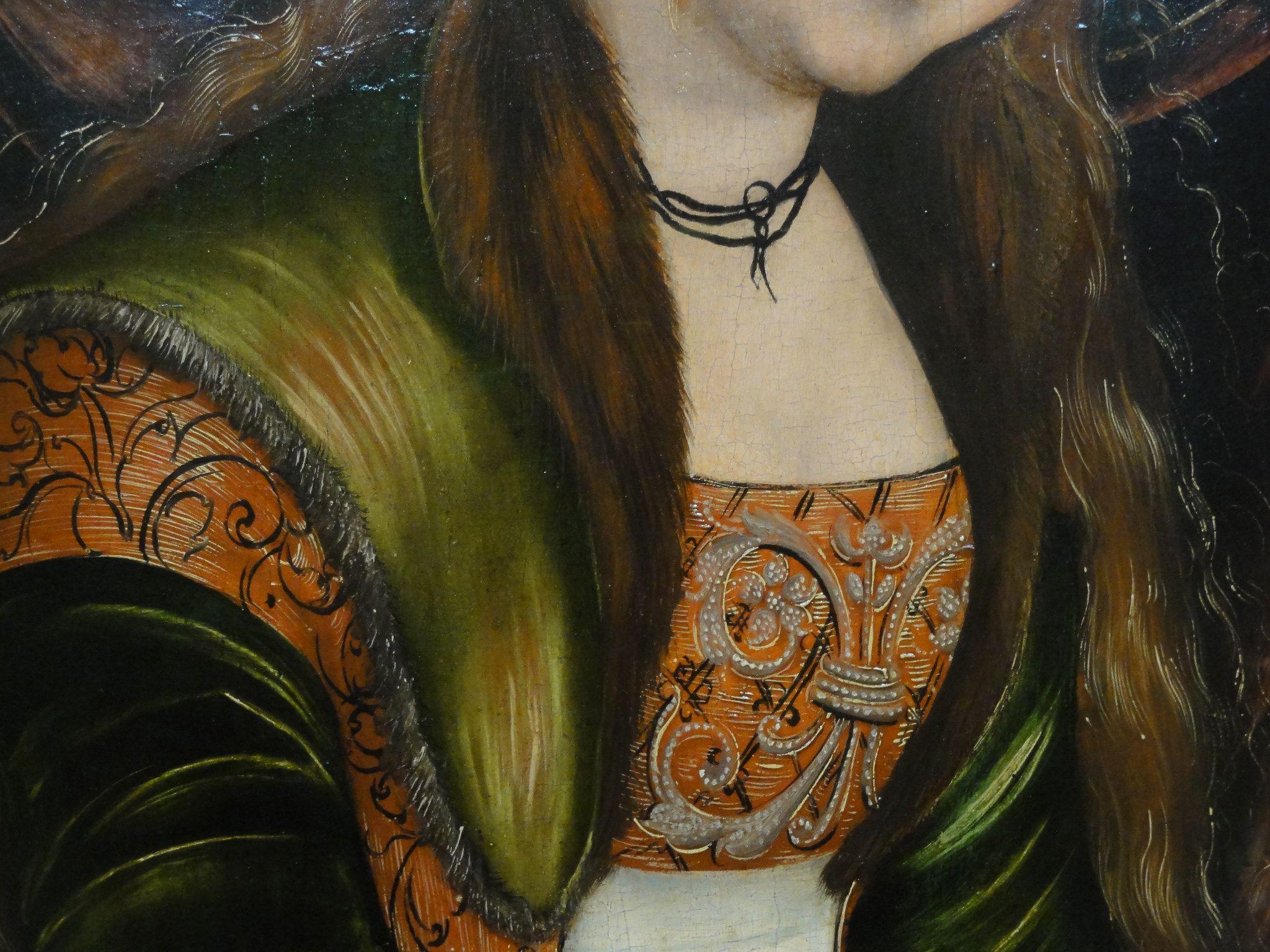 1530 Cranach https://flic.kr/p/o9UC1H | 20130314-Vienna-Gemaeldegallerie-104