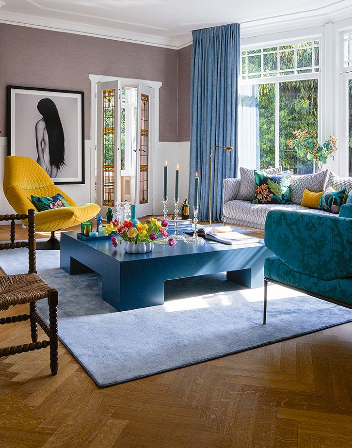 STOCK INTERIORS By Leonie Hendrikse U0026 Jeroen Stock   Living Room   Interior  Design By Stock Interiors   Photography By Carin Verbruggen   From Our Book  ...