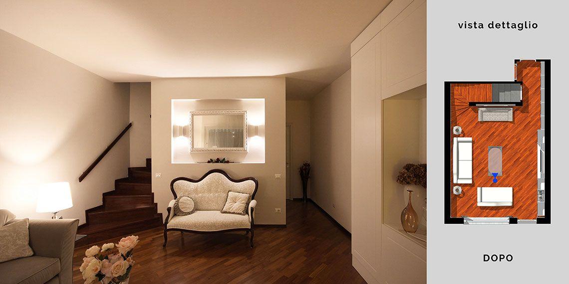 1-salotto-classico-parquet-torino | Soggiorno Classico Contemporaneo ...