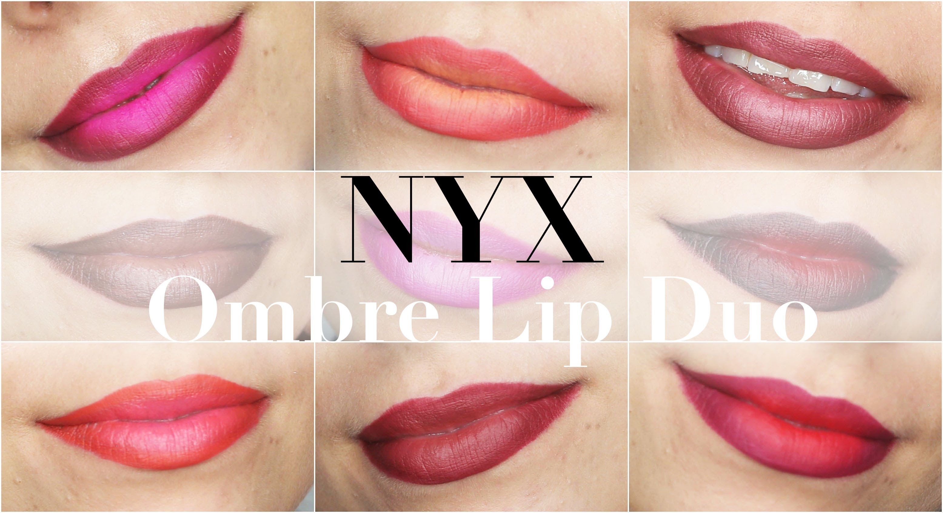 Ombre Lip Duo by NYX Professional Makeup #20