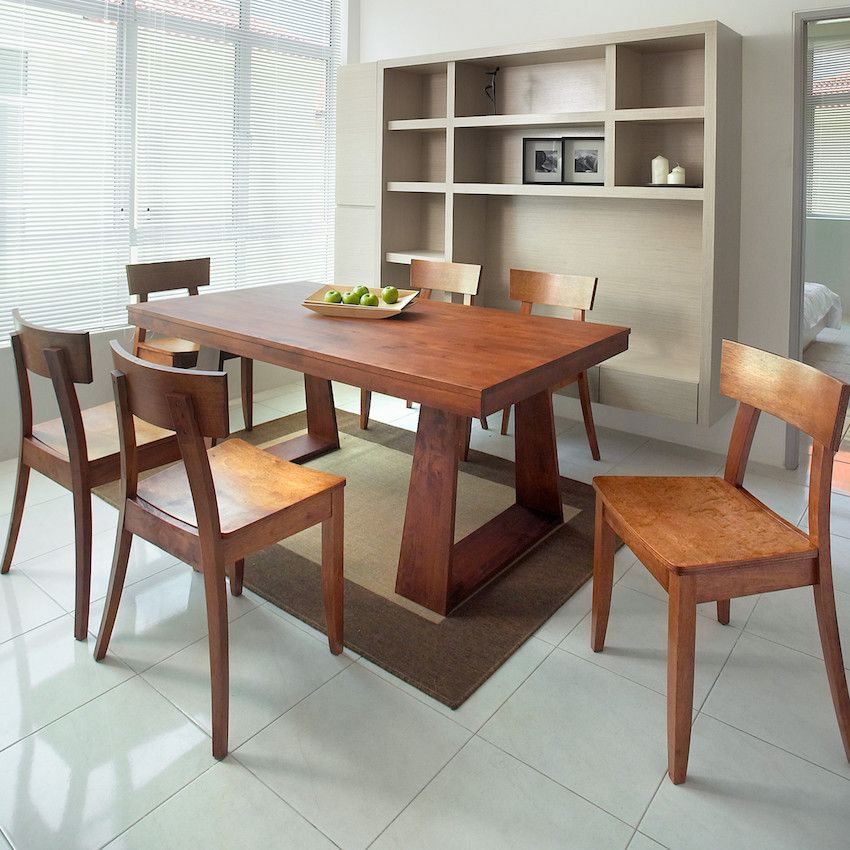 5 Amazing Wooden Dining Room Sets To Inspire You Dining Table In