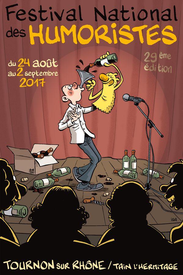 Le Programme 2017 – Festival National des Humoristes