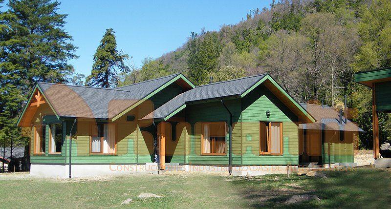M s de 25 ideas incre bles sobre casas prefabricadas - Construcciones casas prefabricadas ...