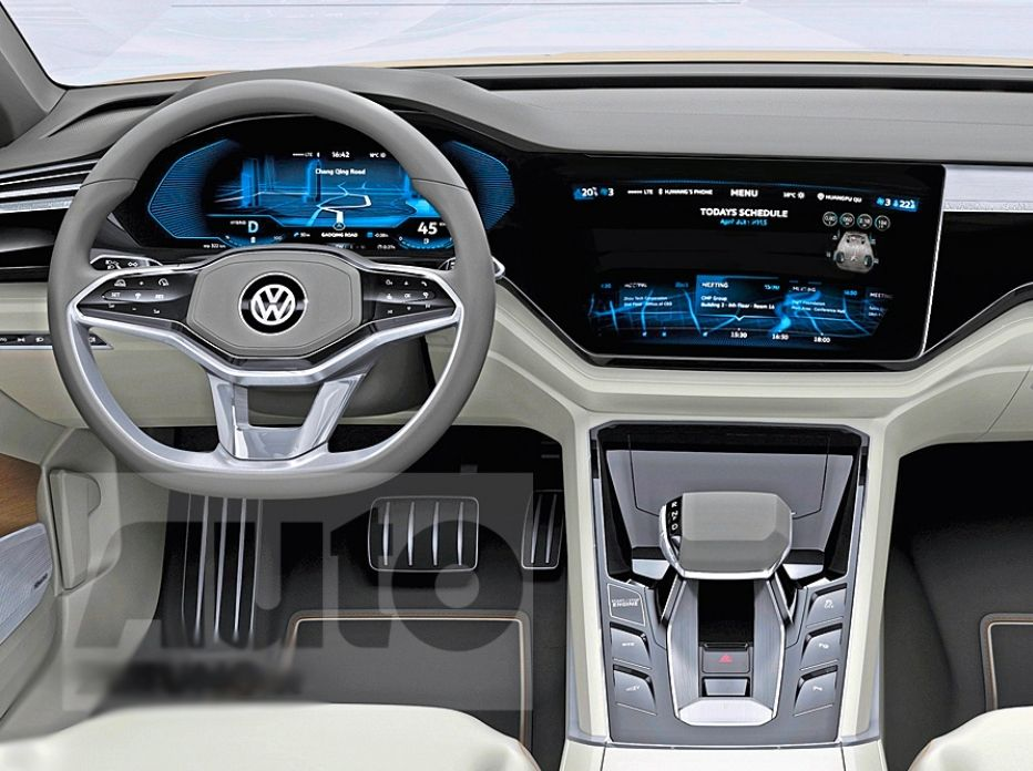 2019 volkswagen golf 8 new pictures revealed vw. Black Bedroom Furniture Sets. Home Design Ideas